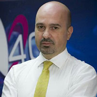 Agron Mustafa, Chief Executive Officer, Kosovo Telecom